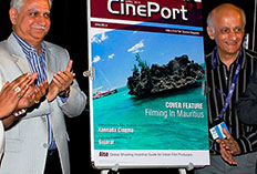 Ramesh Sippy & Mukesh Bhatt unveil second edition of CinePort