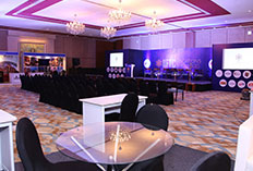 Conference Set-up - Hyderabad