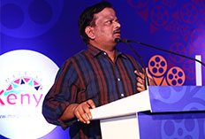 Director KV Anand