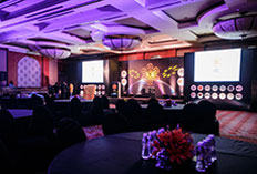 IIFTC Awards - Stage Setup