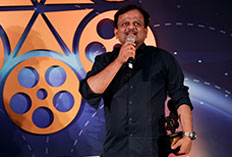 IIFTC Awards - Director KV Anand  acceptance speech