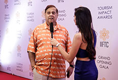 IIFTC Red Carpet - Director David Dhawan