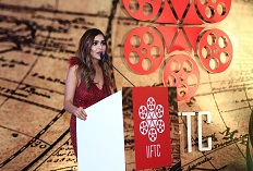 IIFTC Awards - Host Sonam Chhbra