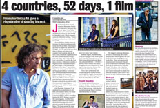 TIMES OF INDIA - MIRROR (ALL EDITIONS)