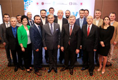 Turkish Delegation at IIFTC Round Table - Turkey